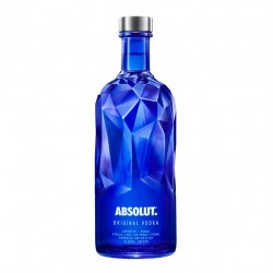 Vodka Absolut FACET Edición Limitada
