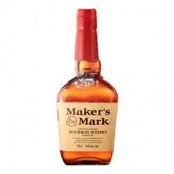 Maker's Mark whiskey