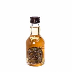 Pack de 12 miniaturas whisky Chivas