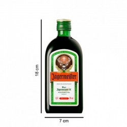 Jagermeister Botellita 0,35
