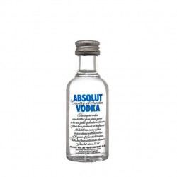 Miniatura Vodka Absolut
