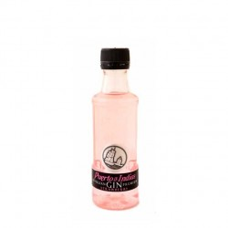 Miniatura ginebra Puerto de Indias Rosa