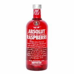 Vodka Absolut Raspberry