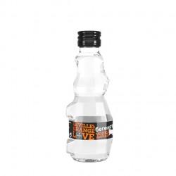 Miniatura vodka Beremot sabor naranja
