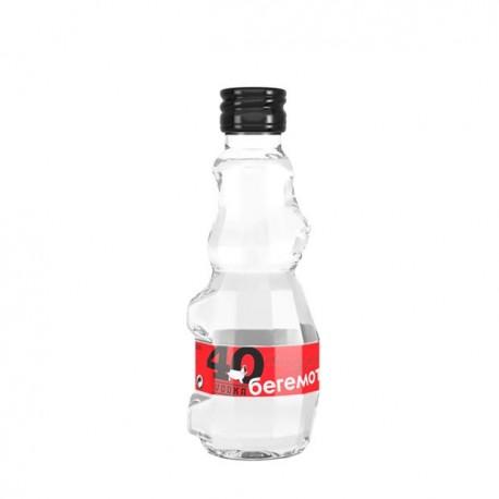 Pack 24 miniaturas de vodka Beremot
