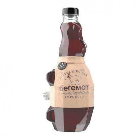 Vodka BEREMOT sabor CAFE