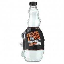 Vodka Beremot sabor naranja