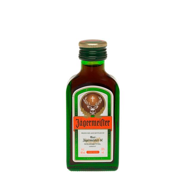 jagermeister botella