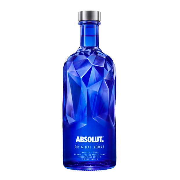 Absolut vodka edicion limitada