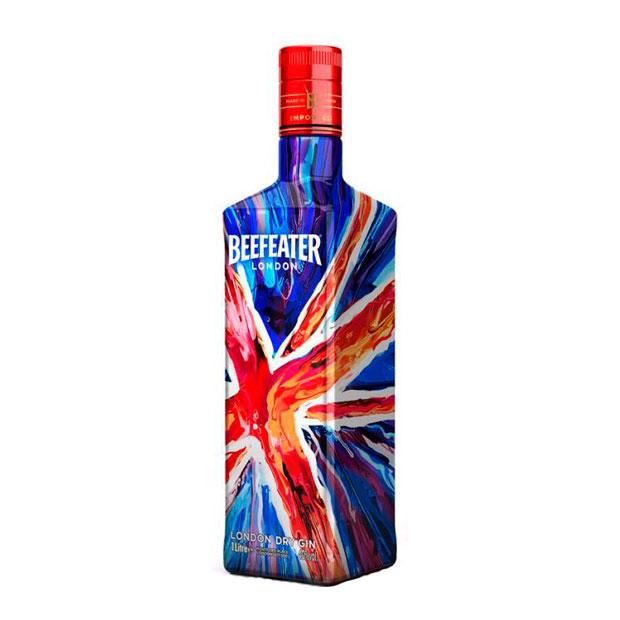 Beefeater botella edición limitada London Dry Gin