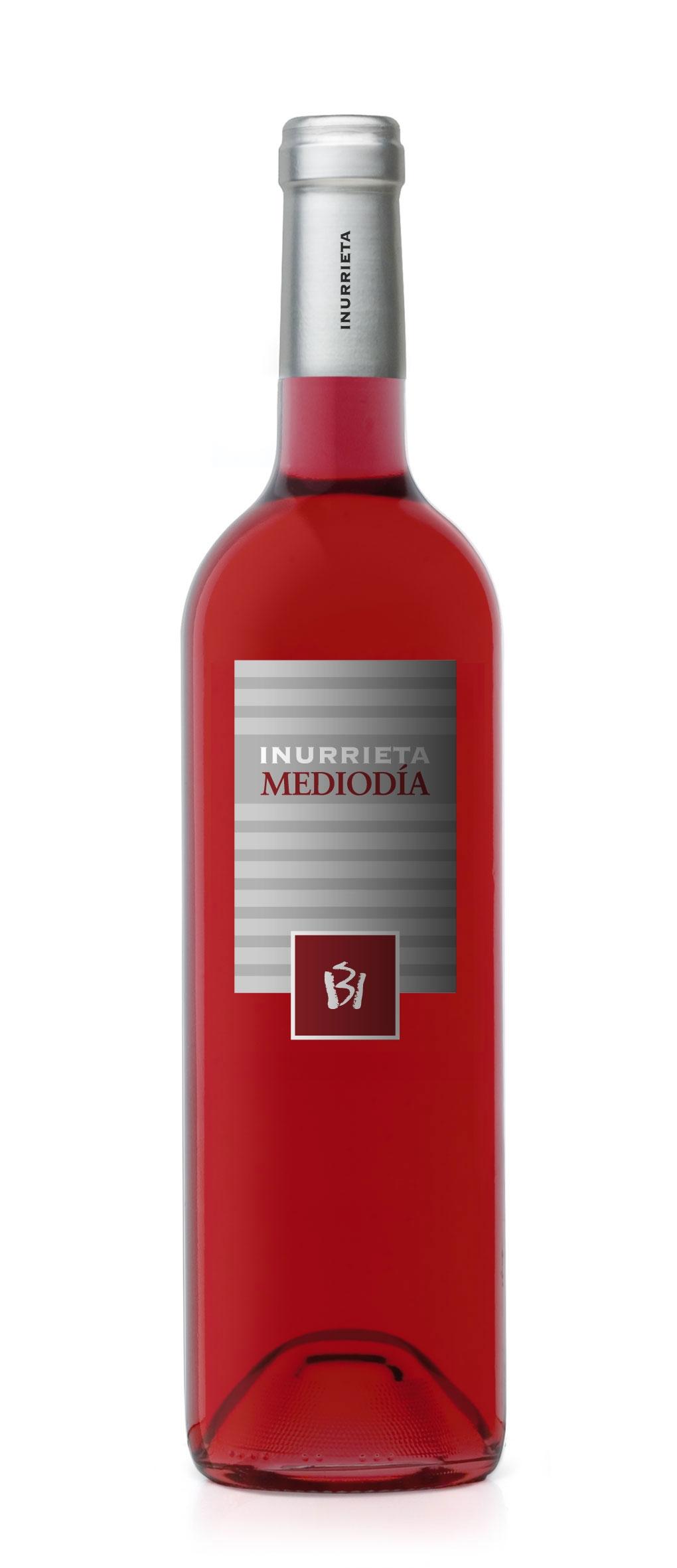 inurrieta mediodia vino rosado