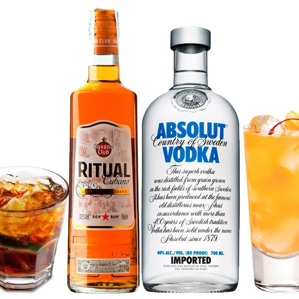 vodka absolut mejor precio