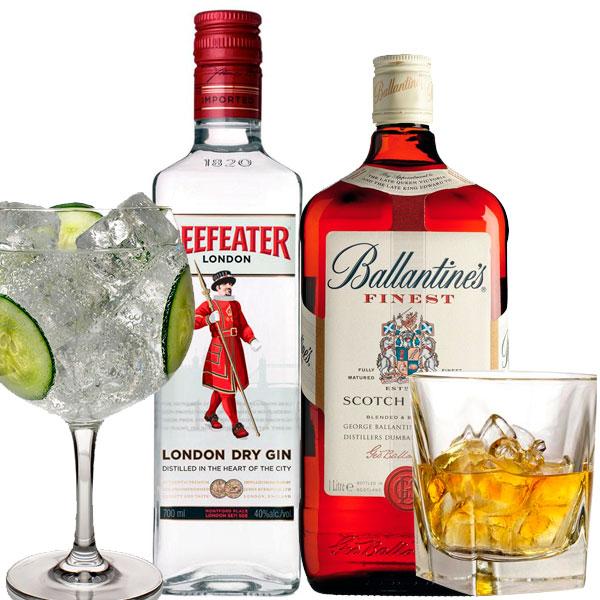 Bebidas alcoholicas oferta