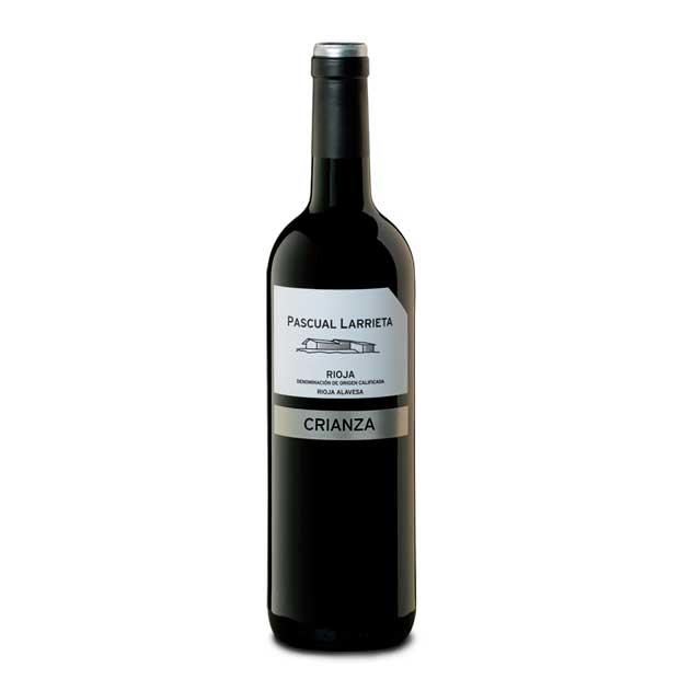 pascual larrieta crianza vino