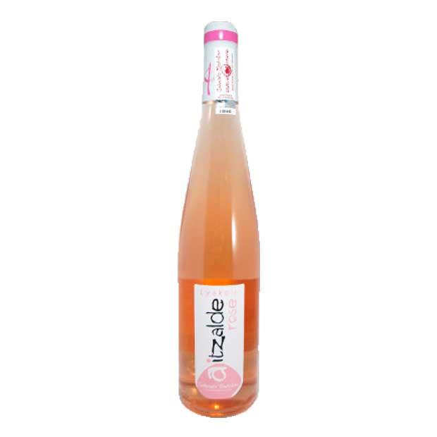 txakoli aitzalde rosado feria de vinos