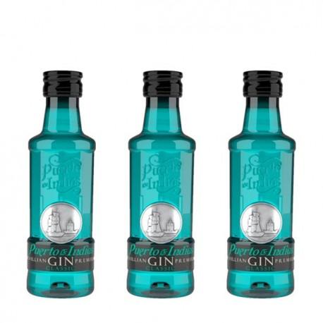 Pack 24 unidades ginebra Puerto de Indias Classic