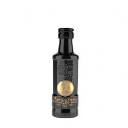 "Miniatura ginebra Puerto de Indias ""Pure Black"""