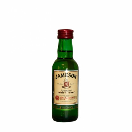 Miniatura whisky Jameson