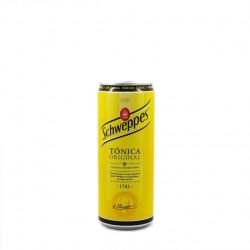 Tónica Schweppes lata 33cl