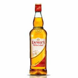 Whisky White Label Dewar's