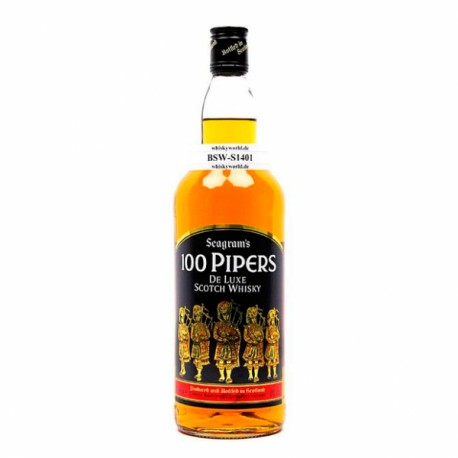 Whisky 100 Piper's