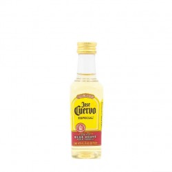 Pack de 10 miniaturas tequila Jose Cuervo
