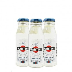 Pack 50 miniaturas Martini Blanco