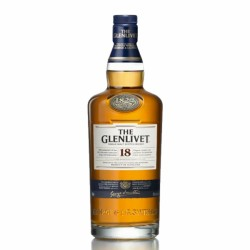 Whisky The Glenlivet 18 años