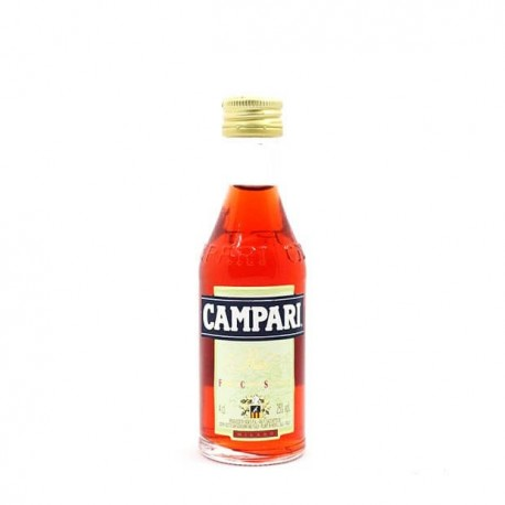 Miniatura Campari aperitivo