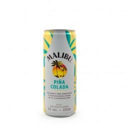 Malibu Piña Colada lata 25cl