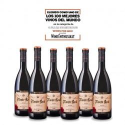 6 Botellas de Monte Real Gran Reserva 2011