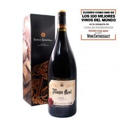 Monte Real Gran Reserva 2011 Botella Magnum