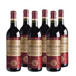 Caja 6 botellas Viña Albina Reserva Selección