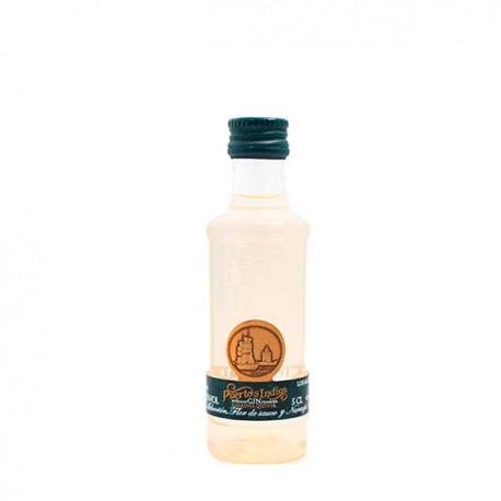 Miniatura ginebra Puerto de Indias guadalquivir sabor melocoton