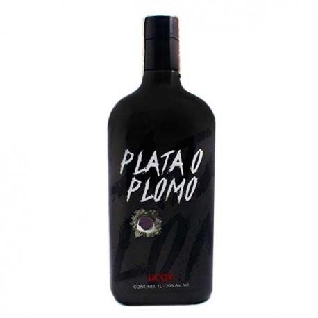 PLATA O PLOMO LICOR HIJUEPUTA