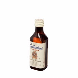 Pack 12 miniaturas whisky Ballantine´s