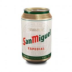 Cerveza San Miguel (pack 24 latas)