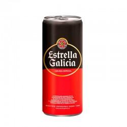 Cerveza Estrella Galicia (pack 24 latas)