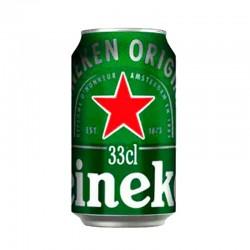 Cerveza Heineken (pack 24 latas)