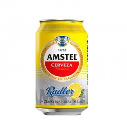 Cerveza Amstel Radler (pack 24 latas)