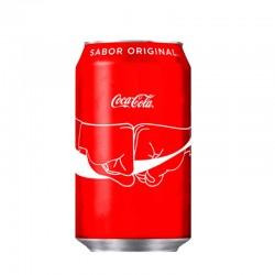 Coca-Cola sabor original (Pack 24 latas)