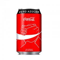 Coca-Cola Zero (Pack 24 latas)