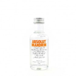 Miniatura Vodka Absolut Mandrin