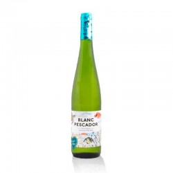 Blanc Pescador vino blanco espumoso