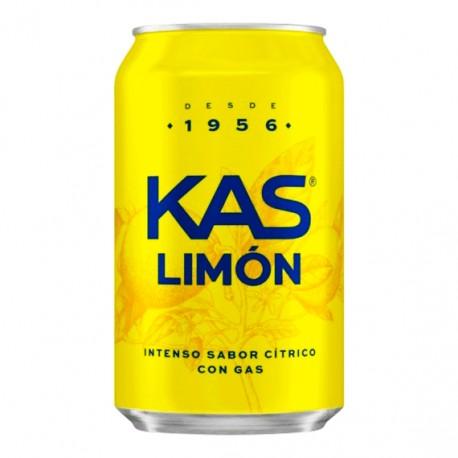 Kas Limón (Pack 24 latas)
