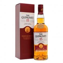 Whisky The Glenlivet 15 años