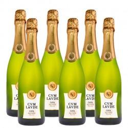 Caja 6 botellas Cava Cum Laude
