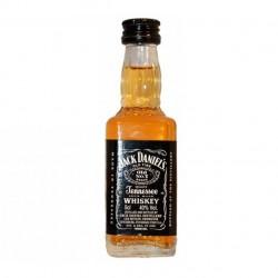 Miniatura whisky Jack Daniels