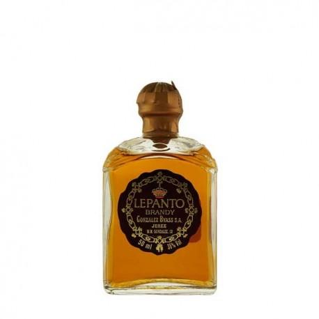Miniatura brandy Lepanto