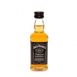 Miniatura whisky Jack Daniels (Cristal)